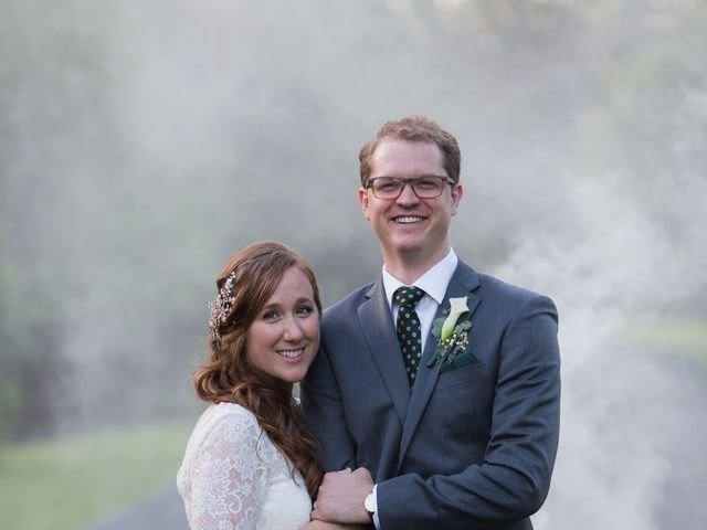 Dom and Bonnie's Wedding in Buffalo, New York 3