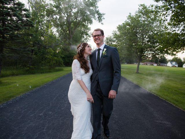 Dom and Bonnie's Wedding in Buffalo, New York 1