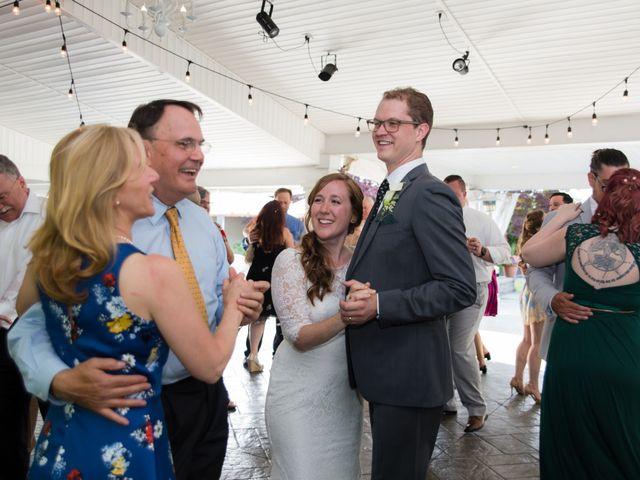 Dom and Bonnie's Wedding in Buffalo, New York 8