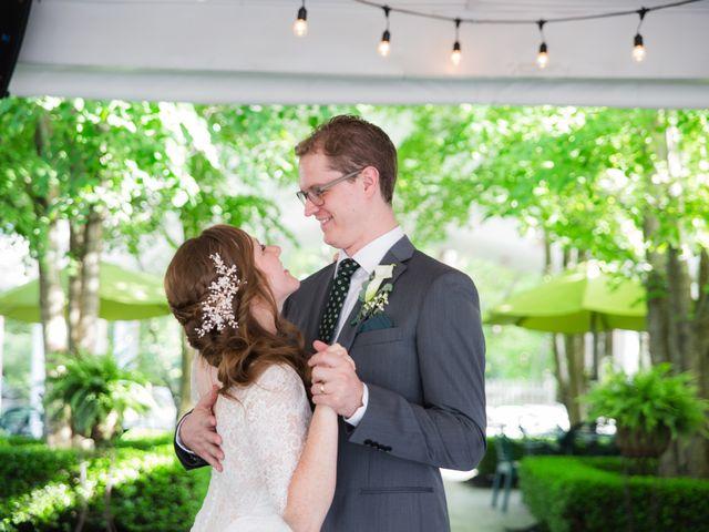 Dom and Bonnie's Wedding in Buffalo, New York 15