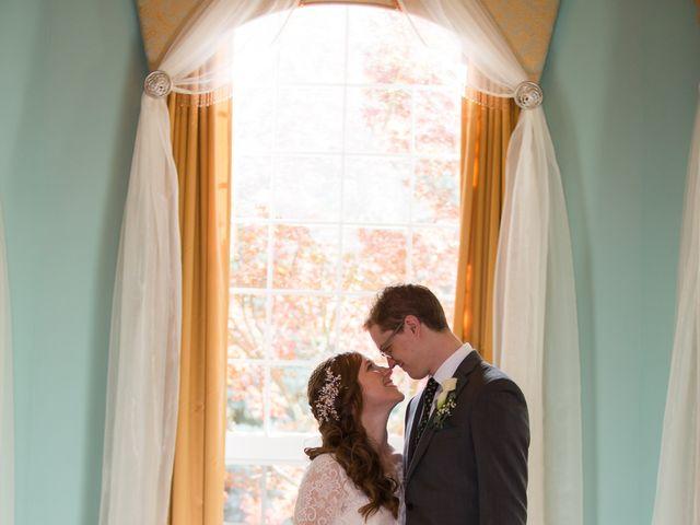 Dom and Bonnie's Wedding in Buffalo, New York 20