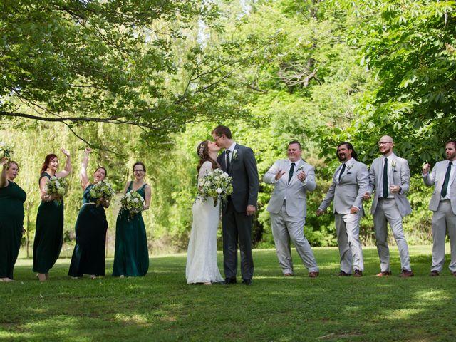 Dom and Bonnie's Wedding in Buffalo, New York 30