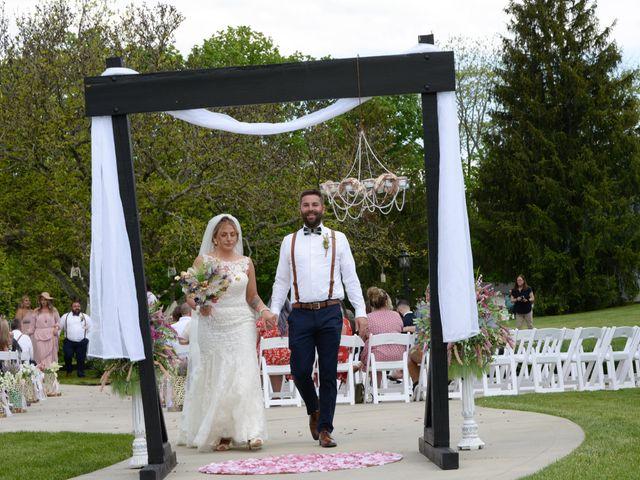 Travis and Kadie's Wedding in Lancaster, Ohio 4