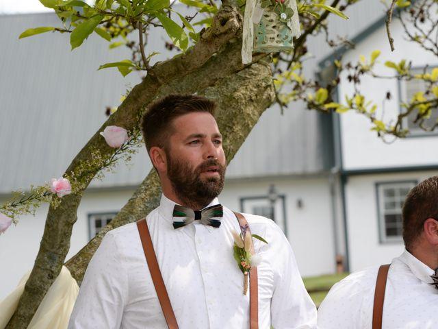 Travis and Kadie's Wedding in Lancaster, Ohio 5
