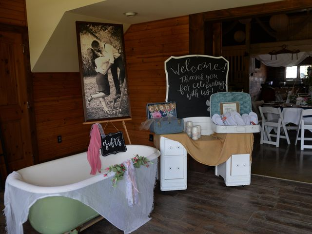 Travis and Kadie's Wedding in Lancaster, Ohio 8