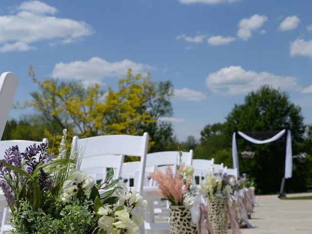 Travis and Kadie's Wedding in Lancaster, Ohio 9