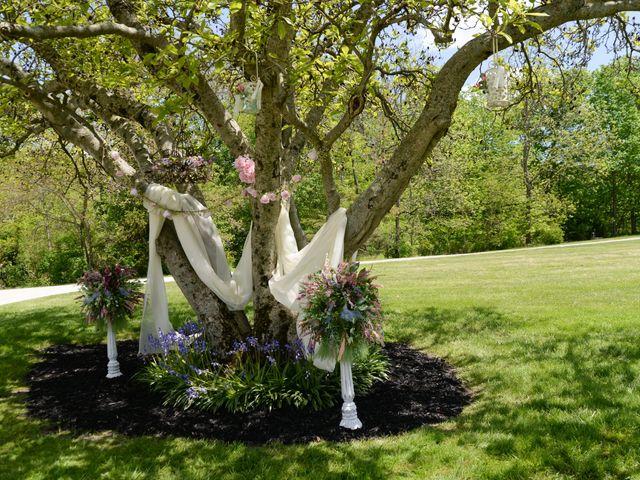 Travis and Kadie's Wedding in Lancaster, Ohio 10