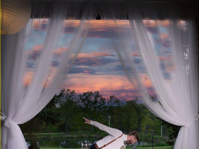 Travis and Kadie's Wedding in Lancaster, Ohio 14