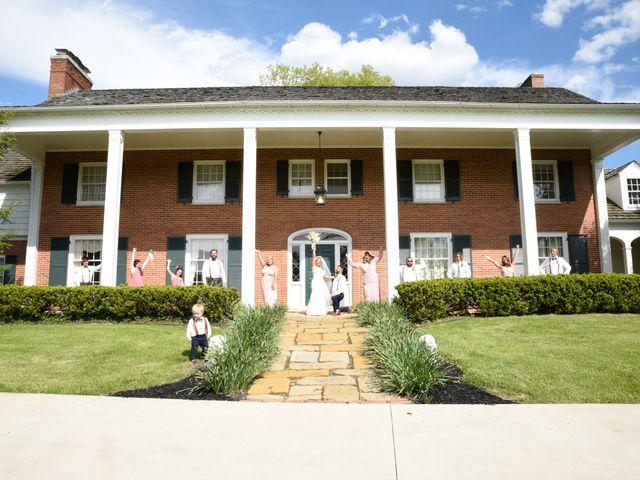 Travis and Kadie's Wedding in Lancaster, Ohio 17