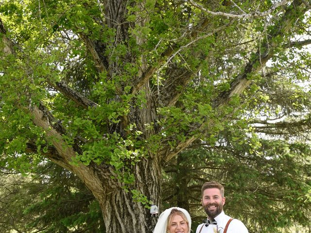 Travis and Kadie's Wedding in Lancaster, Ohio 20