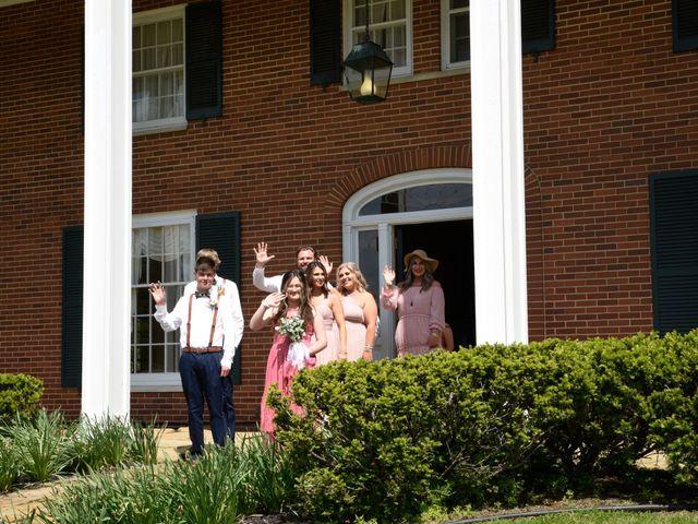 Travis and Kadie's Wedding in Lancaster, Ohio 23