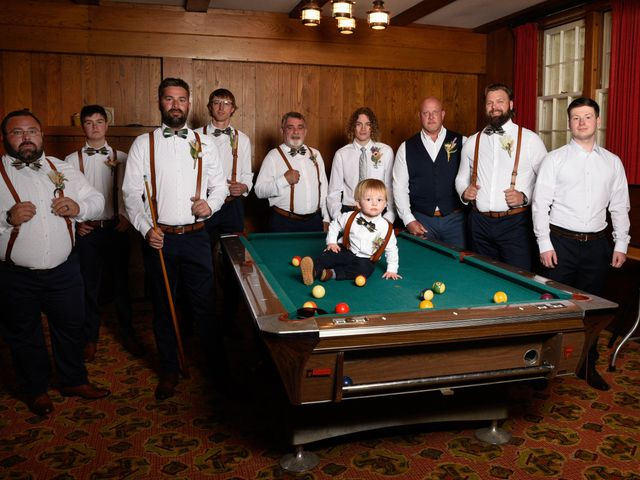 Travis and Kadie's Wedding in Lancaster, Ohio 26