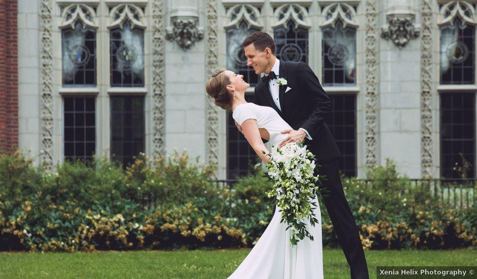 Tom and Natalia's Wedding in Waltham, Massachusetts