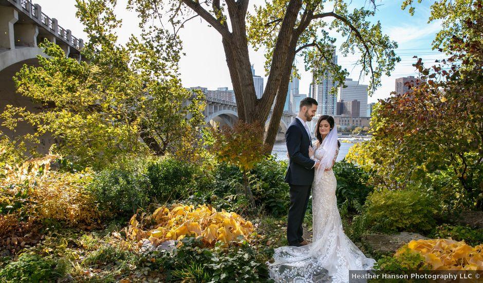 Shaun and Mallory's Wedding in Minneapolis, Minnesota