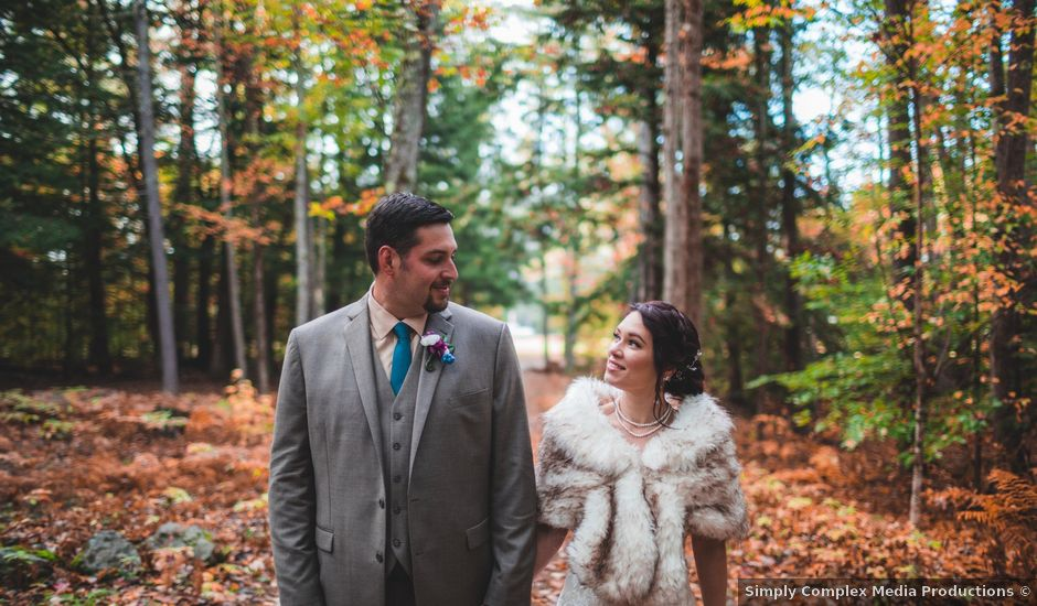 Wes and Jackie's Wedding in Rindge, New Hampshire