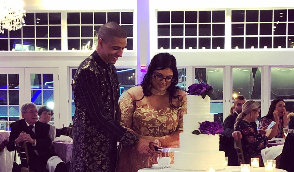 Adam and Samira's Wedding in Gloucester, Massachusetts
