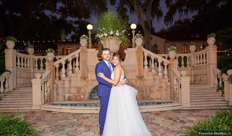 Michael and Addie's Wedding in Jacksonville, Florida
