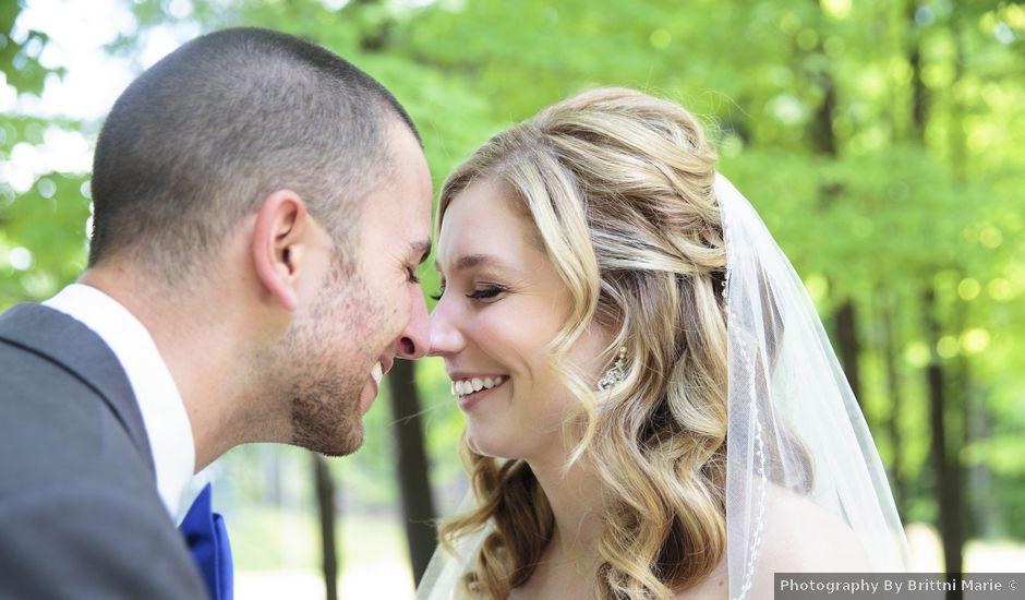 Danielle and David's Wedding in Auburn Hills, Michigan