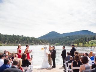 Maaco and Nick's Wedding in Evergreen, Colorado 13