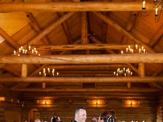 Maaco and Nick's Wedding in Evergreen, Colorado 18