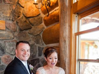 Maaco and Nick's Wedding in Evergreen, Colorado 21