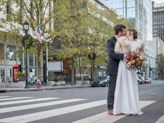 The wedding of Thomas and Kara