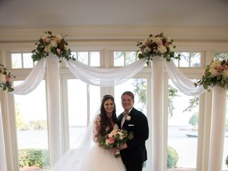 The wedding of Tiffany and Zach 1