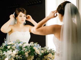 The wedding of Zoe and Adam 1