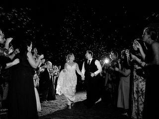 The wedding of Nicole and Jordan 1