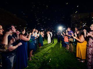 The wedding of Nicole and Jordan 2