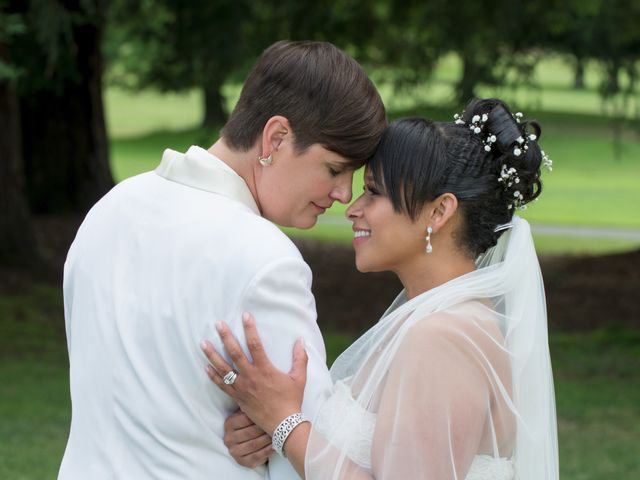 The wedding of Dallas and Kimberly