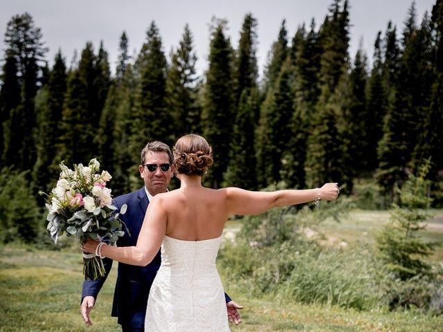 Michael and Erika's Wedding in McCall, Idaho 30