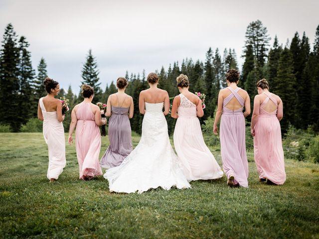 Michael and Erika's Wedding in McCall, Idaho 36
