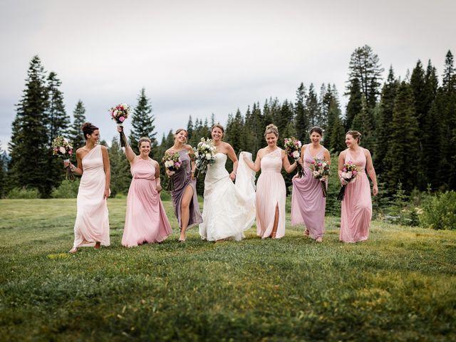 Michael and Erika's Wedding in McCall, Idaho 37
