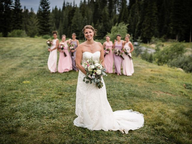 Michael and Erika's Wedding in McCall, Idaho 38