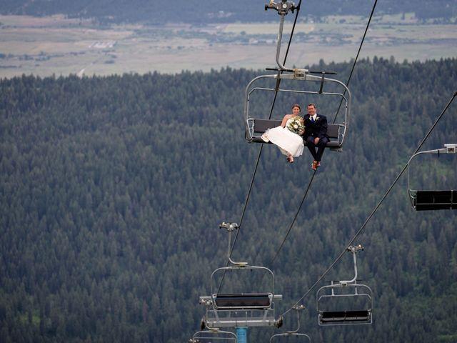 Michael and Erika's Wedding in McCall, Idaho 39