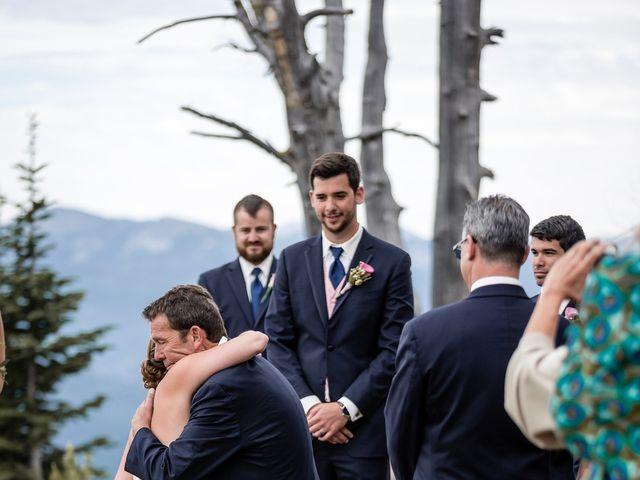 Michael and Erika's Wedding in McCall, Idaho 44