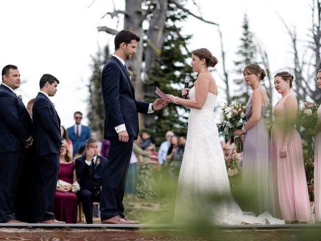 Michael and Erika's Wedding in McCall, Idaho 46