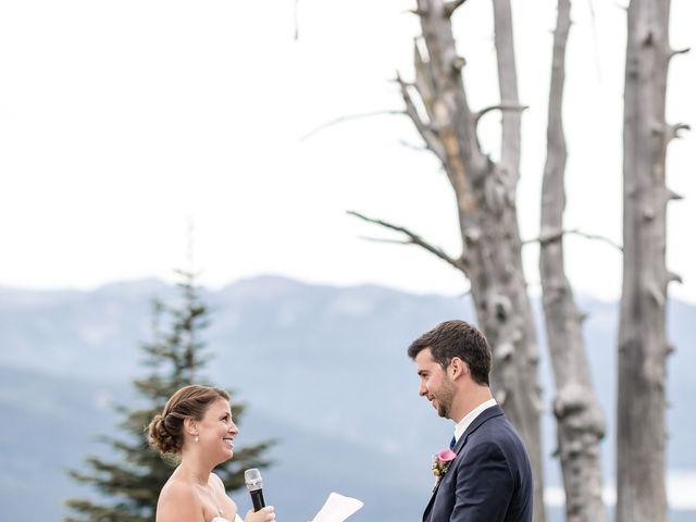 Michael and Erika's Wedding in McCall, Idaho 48