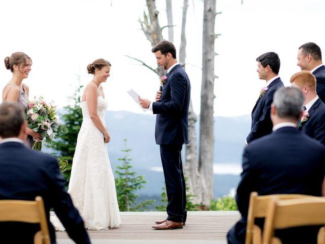 Michael and Erika's Wedding in McCall, Idaho 49