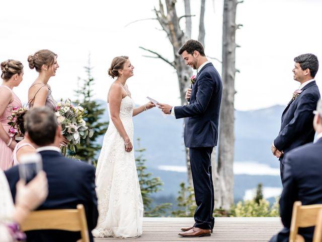 Michael and Erika's Wedding in McCall, Idaho 50