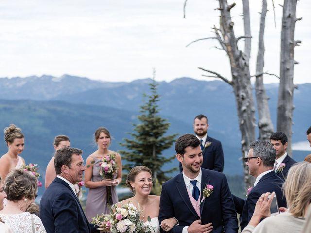 Michael and Erika's Wedding in McCall, Idaho 53