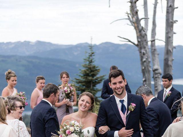 Michael and Erika's Wedding in McCall, Idaho 54