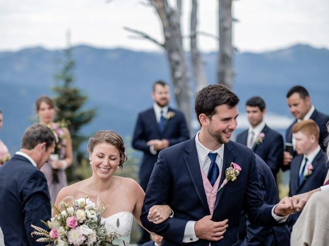Michael and Erika's Wedding in McCall, Idaho 55