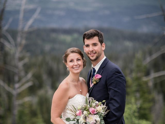 Michael and Erika's Wedding in McCall, Idaho 56