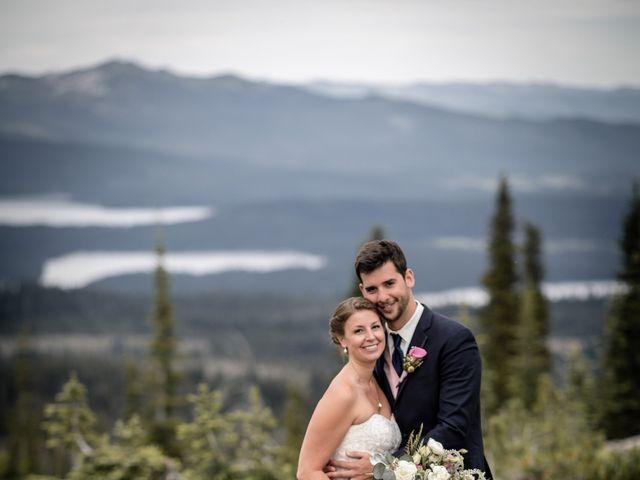 Michael and Erika's Wedding in McCall, Idaho 62