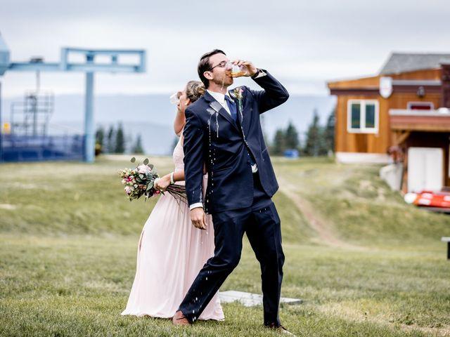 Michael and Erika's Wedding in McCall, Idaho 73
