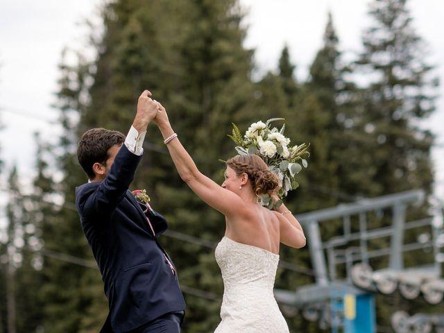 Michael and Erika's Wedding in McCall, Idaho 76