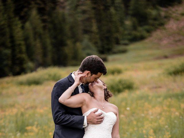 Michael and Erika's Wedding in McCall, Idaho 77