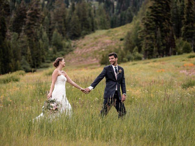 Michael and Erika's Wedding in McCall, Idaho 78